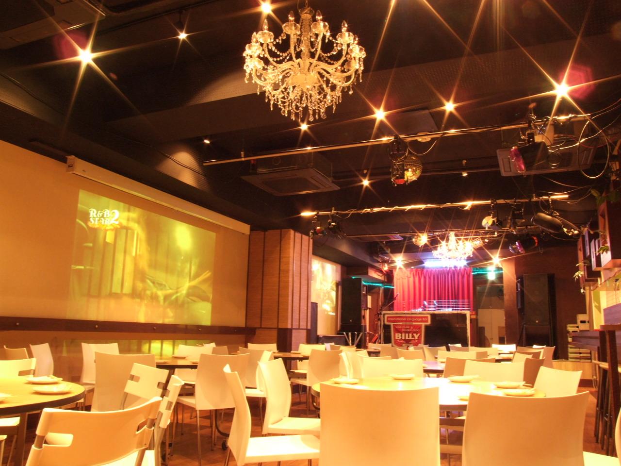 京都結婚式二次会や貸切パーティー【DINING BAR LUCA / BILLY 】
